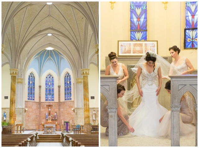 Saint Mary's Catholic Church Weddings