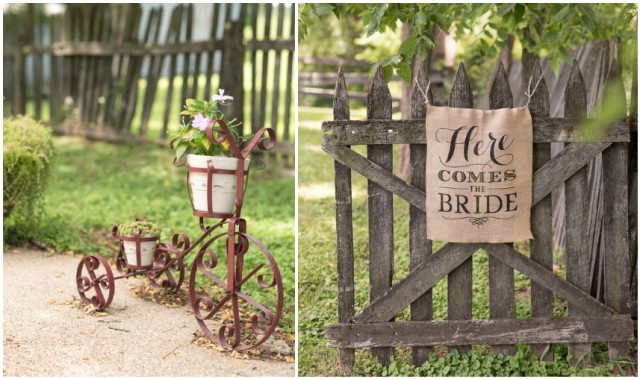 Rustic-Wedding Decor